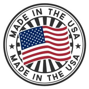 MADE HERE IN THE USA